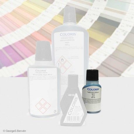 Tinta para metales Stk Coloris 4713 co
