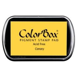 TAMPON DE TINTA COLOBOX CANARY