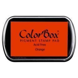 Tampon de tinta Colorbox Orange 15013