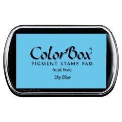 TAMPON DE TINTA COLOBOX SKYBLUE