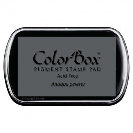 Tampon de tinta Colorbox Antique Pexter
