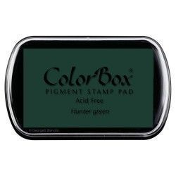 Tampon de tinta Colorbox Hunter Green