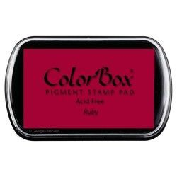 TAMPON DE TINTA COLOBOX RUBY