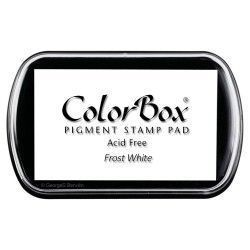 Tampon de Tinta Colorbox Frost White