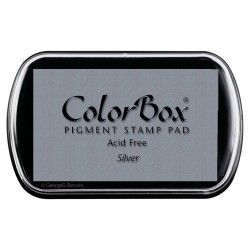TAMPON DE TINTA COLOBOX SILVER
